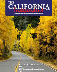 ASCCA California Independent - Fall 2017 Issue Available Now!