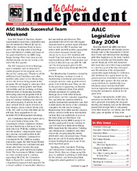 March/April 2004 Issue
