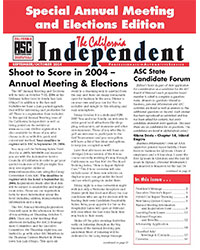 September/October 2004 Issue