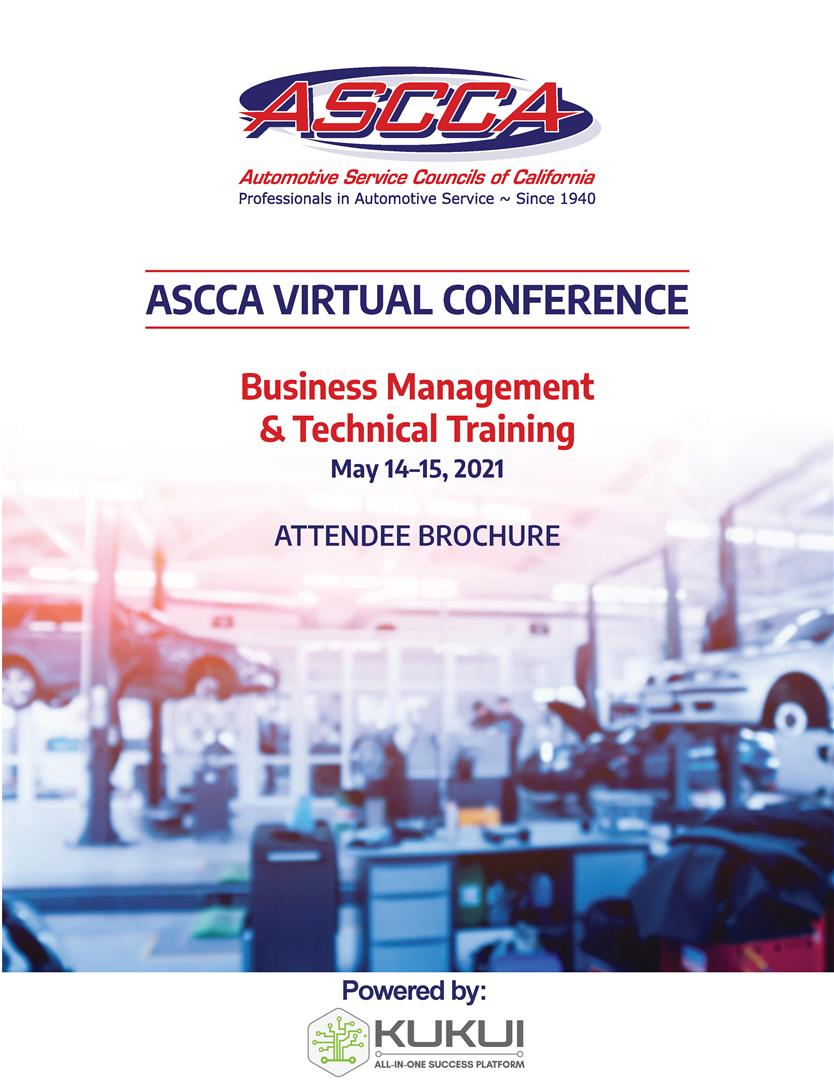 ASCCA Virtual Conference